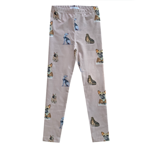 DOG-leggings, Vaaleanpunainen